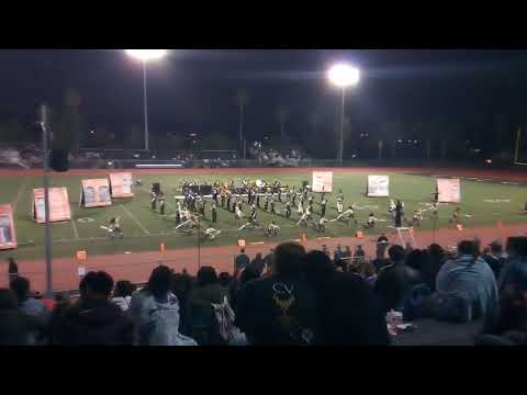 Capistrano Valley High School band comp 2018