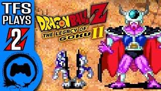 Dragon Ball Z LEGACY OF GOKU 2 Part 2 - TFS Plays