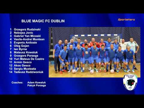 Aek Futsal V Blue Magic Fc | Uefa Futsal Champions League Highlights