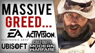 Activision Rejects P2W Loot Box Boycott, Battlefield V a Failure & Ubisoft Pulls an EA With Greed!