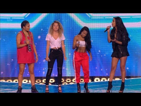 The X Factor UK 2017 NQ Six Chair Challenge Full Clip S14E13