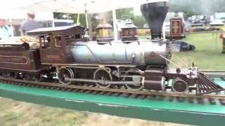Howard County Heritage Farm Days Steamup 2016