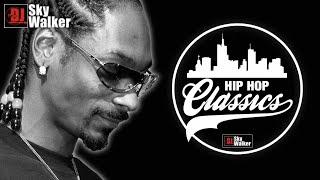 Hip Hop Classics🔥 | 2000s 90s R&B Rap Music Sounds New & Old mixes | DJ SkyWalker