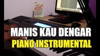 Download Mp3 Lagu Rohani Manis Kau Dengar Simple Piano Cover Karaoke