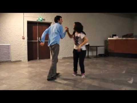Salsa cubaine (Casino), Chapou Toulouse 300315 ; danse avec Yade/Patrick