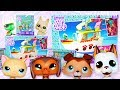 "BRAND NEW LITTLEST PET SHOPS - LPS Popular Special: ""ABANDON SHIP!"" 🏝 - HUGE UNBOXING"