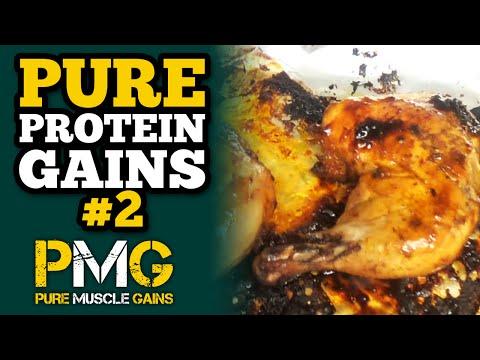 How to Cooking Nandos Quarter Chicken at Home! | Bodybuilding Recipe