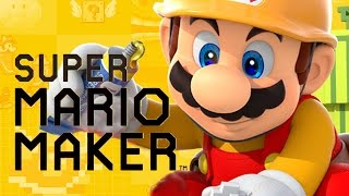 Let's Play Mario Maker! (Part 1)