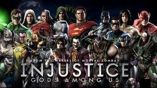 Injustice: Gods Among Us - Ultimate Edition All Costumes / Skins *All Super Moves* (HD)