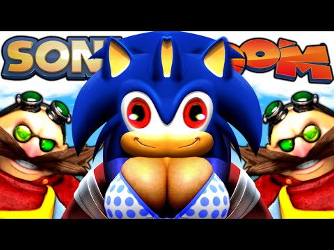 Sonic BOOM | THE MOST BROKEN AND GLITCHIEST GAME ON EARTH