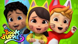 Three Little Kittens   Nursery Rhymes and Kids Songs with Boom Buddies   Baby Song