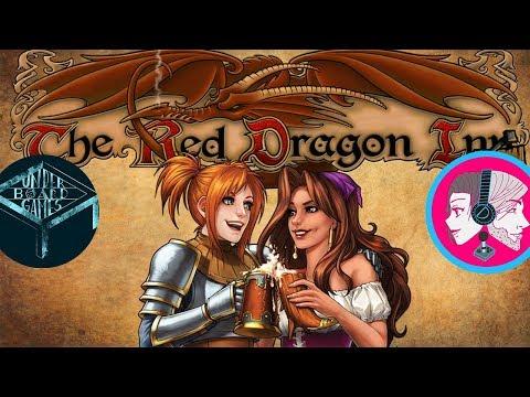 Играем в настолки с Dannonkой (часть 1) - Таверна Красный Дракон