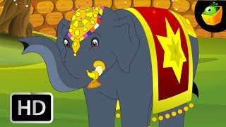 Yaanai - Chellame Chellam - Cartoon/Animated Tamil Rhymes For Kuttys