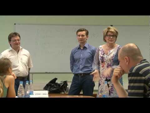 Мастер-класс Лины Арифулиной