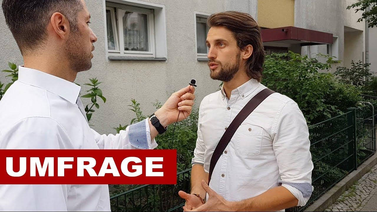 Anzeichen, dass ein Mann verliebt ist | UMFRAGE - YouTube