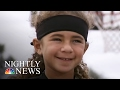 Meet the 6-Year-Old Basketball Phenom Taking the Internet by Storm | NBC Nightly News
