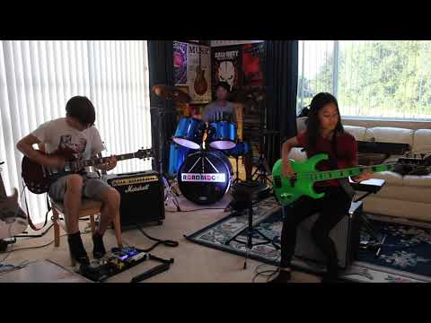 Everlong By Foo Fighters - Live Band Cover (instrumental)