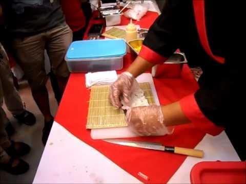how to cook california maki
