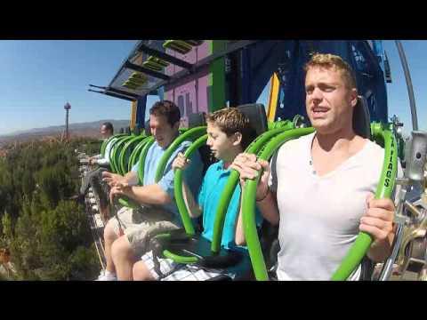 Lex Luthor: Drop Of Doom(Six Flags Magic Mountain)