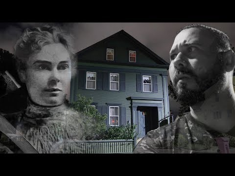 Lizzie Borden House - Ghost Hunting At A Haunted House - Episode 1