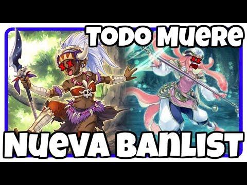TODO A LA BASURA, Nueva Lista de Limitadas (Banlist)   Yu-Gi-Oh! Duel Links
