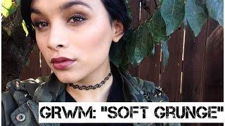 """GRWM: """"Soft Grunge"""""""