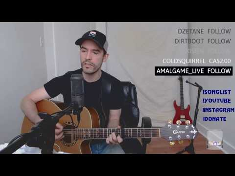 Like a Stone - Audioslave cover Phil Cote live from Twitch
