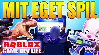 MIT EGET SPIL I ROBLOX ?! - GAME DEV LIFE - DANSK ROBLOX - [#1]