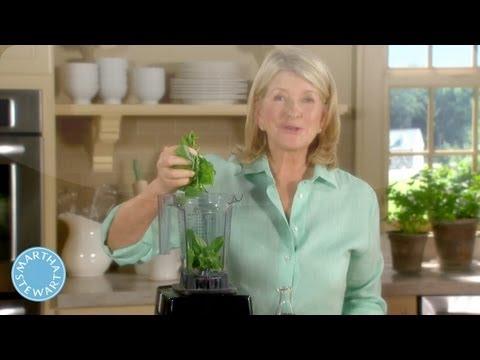 How to Make Pesto - Martha Stewart's Cooking School