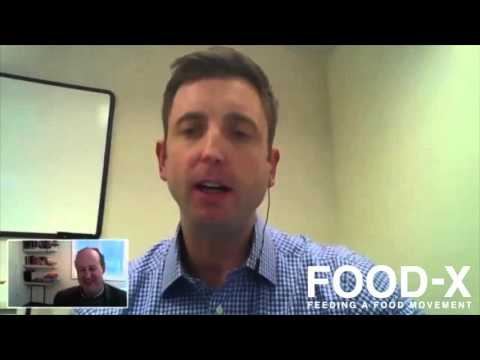 Food Innovators by Food-X Podcast Interview with GIVN founder John Houseal