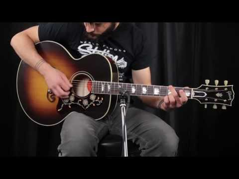 Gibson J200 True Vintage  How does it sound?