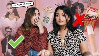 NOS UNPOPULAR OPINIONS FT. MA MEILLEURE AMIE !