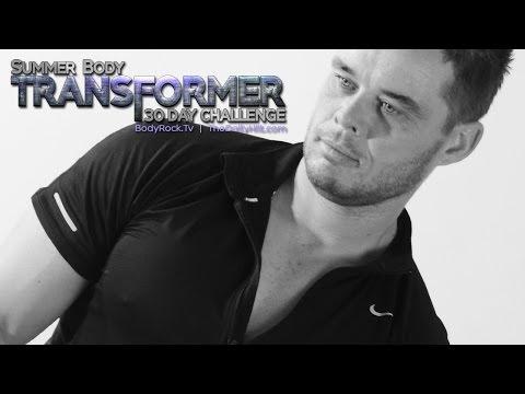 Трансформация тела - День 9