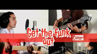 Get The Funk Out - Extreme (Cover By - Help Band)