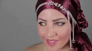 موديلات حجاب ولفات بالأكسسوار الأنيق