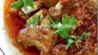 Nadir Ali likes mutton karahi