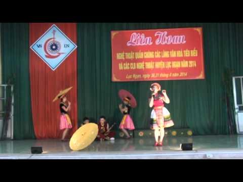 Chị Mai xuống chợ- Thị trấn Chũ- Lục Ngạn- Bắc Giang