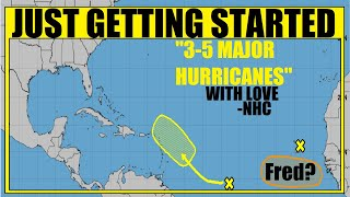 BREAKING! National Hurricane Center's WARNING to the United States!
