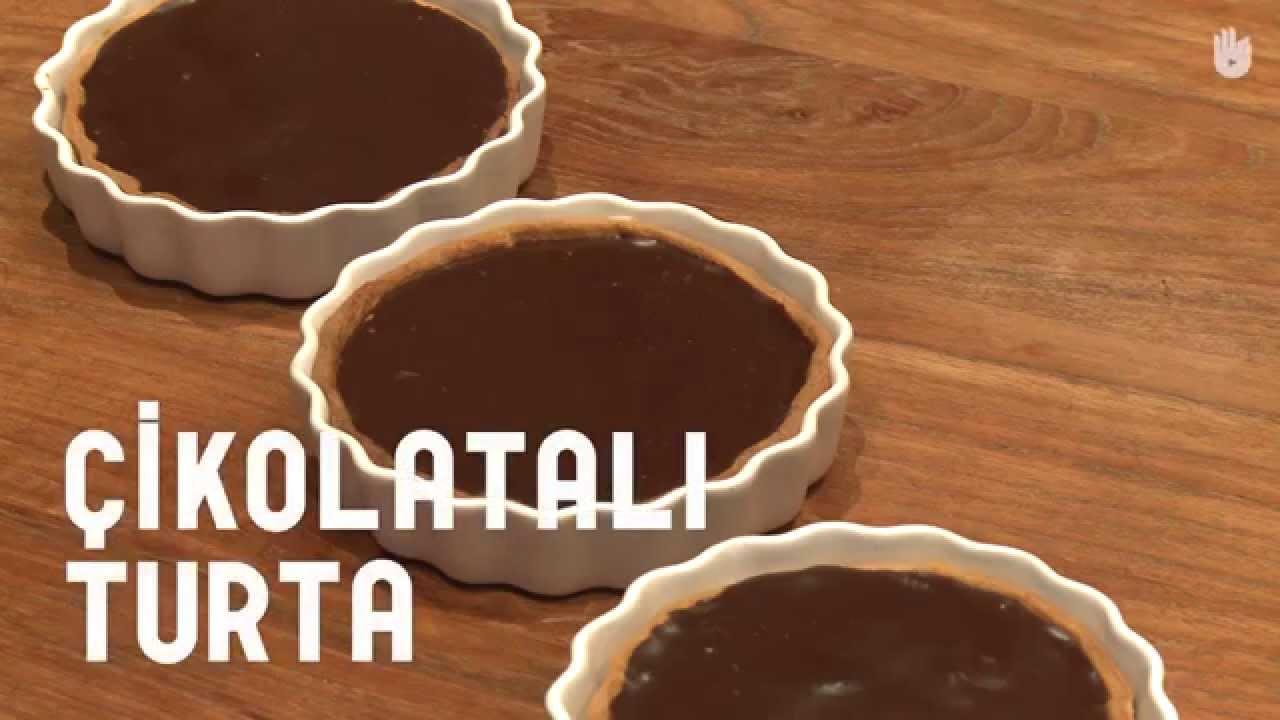 Çikolatalı Turta Tarifi