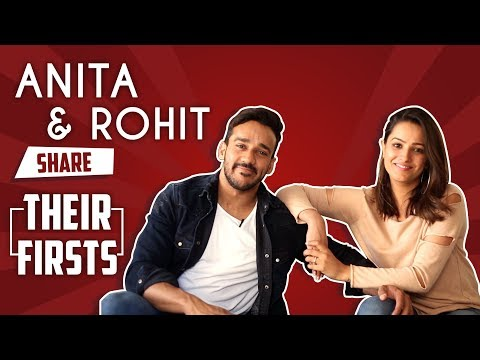 Anita Hassanandani Reddy And Rohit Reddy Share About Their First Kiss & More | Exclusive