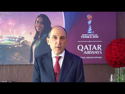Special message from Qatar Airways GCEO H.E. Mr. Akbar Al Baker