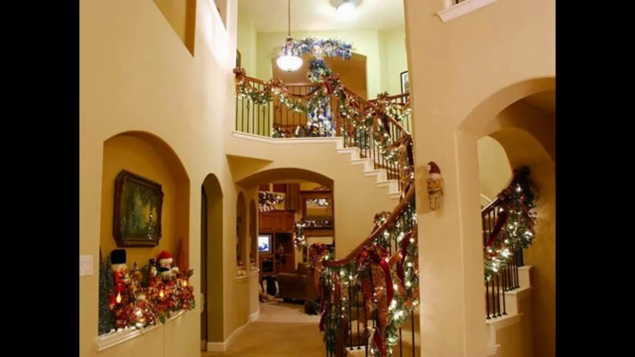 hallway christmas decorating ideas - Christmas Hallway Decorating Ideas