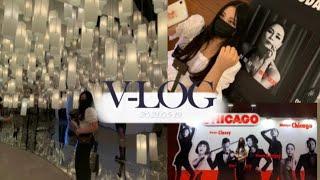 06년생 브이로그 v-log ('딜라이트 서울' 전시회…