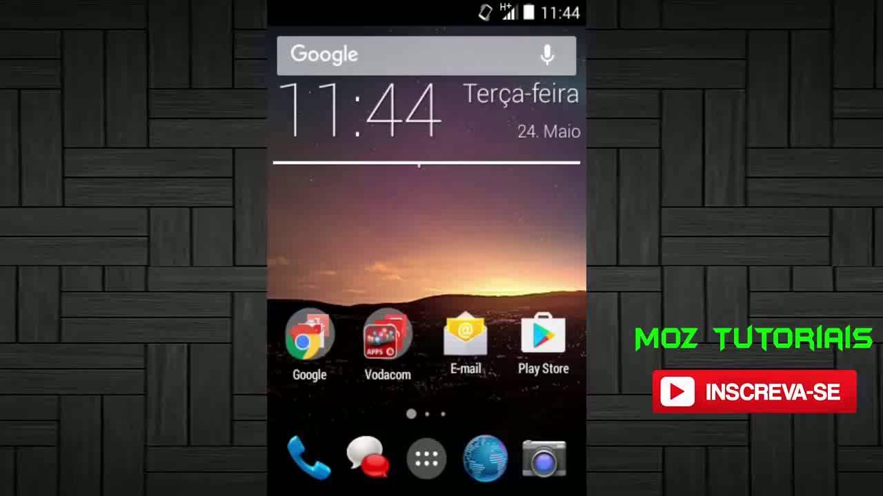 🔴 [ROOT] Como instalar CWM Recovery no Vodafone Smart Kicka VF685