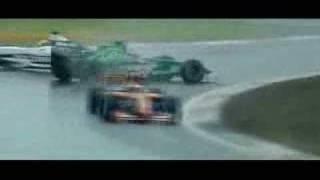 Jos Verstappen F1 Tribute