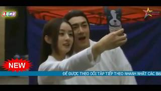 Hậu trường cực dễ thương của Triệu Lệ Dĩnh và Lâm Canh Tân phim Sở Kiều Truyện Phần 1