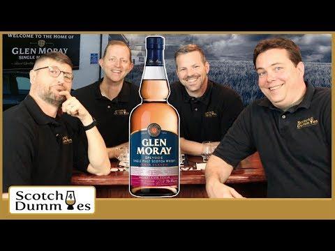 🥃Glen Moray  Elgin Classic Sherry Cask Finish   -  Speyside Single Malt Scotch Whisky Review #146