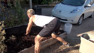 How To Plant From Seed - Supercharging My Raised Bed Garden