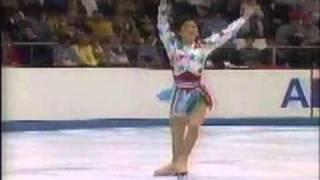 Kristi Yamaguchi  1992 Olympics  Exhibition 2