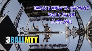 "Download lagu 3BallMTY - Skrillex & Damian ""JR. Gong"" Marley ""Make It Bun Dem"""